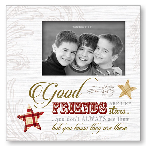 Good Friends Photo Frame