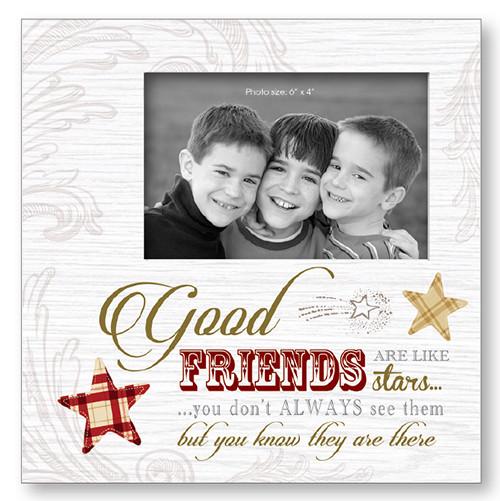 Good Friends Photo Frame