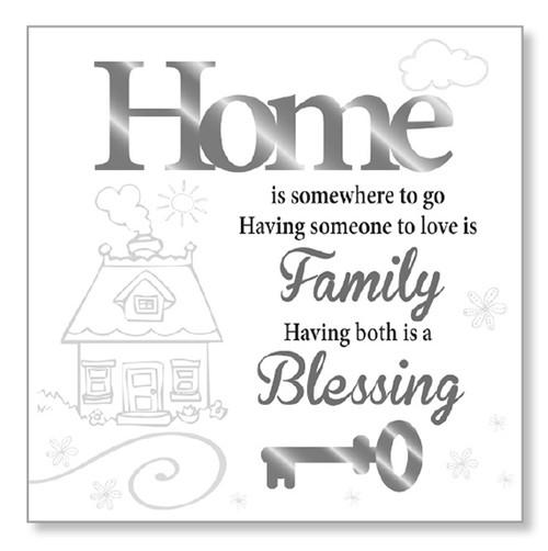 Home Blessing Art Block