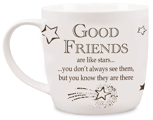 Good Friends Ceramic mug