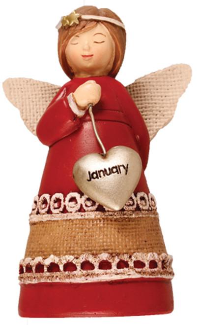 January Birthday Angel