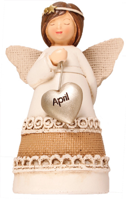 April Birthday Angel
