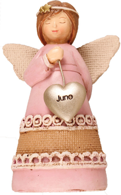 June Birthday Angel