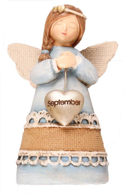 September Birthday Angel