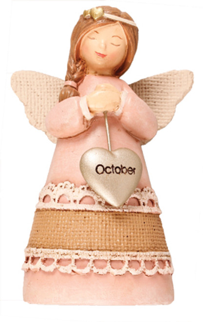 October Birthday Angel