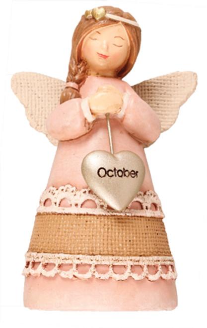 October Birthday Angel
