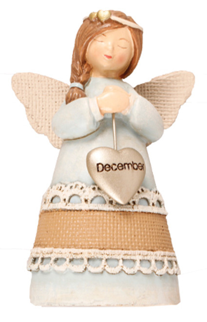 December Birthday Angel