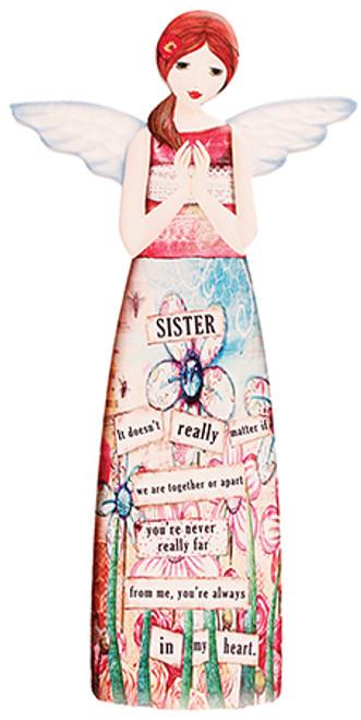 Sister porcelain Angel