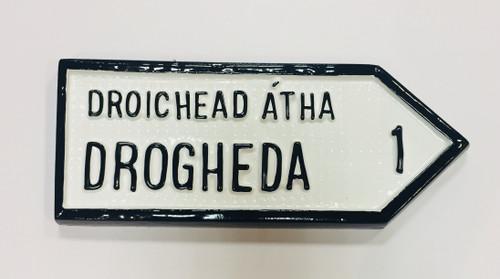 Drogheda Roadsign