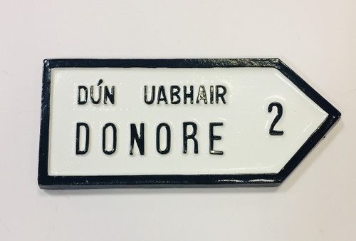 Donore Roadsign