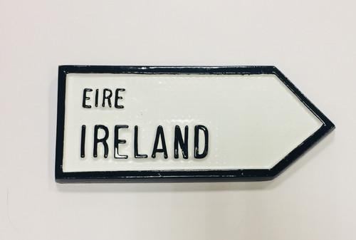 Ireland Roadsign