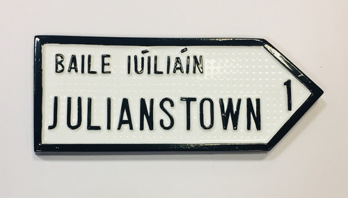 Julianstown Roadsign