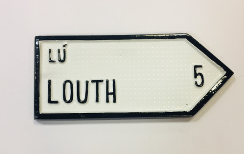 Louth Roadsign