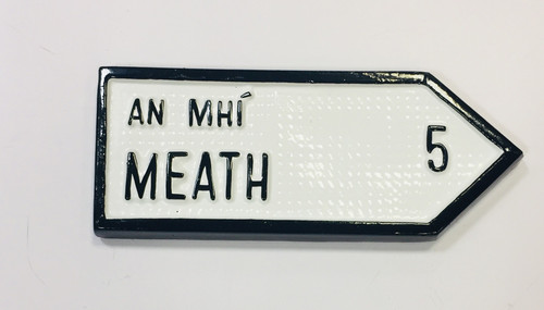 Meath Roadsign