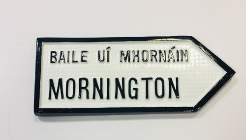 Mornington  Roadsign