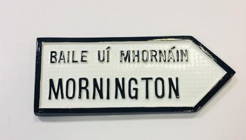 Mornington  Roadsign