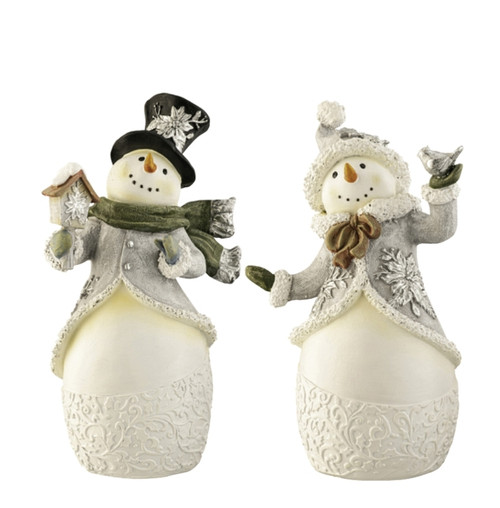 Pair of Snowmen