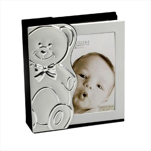 Teddy Bear Aluminium Slide Out Photo Album