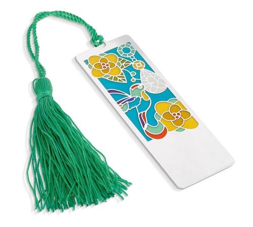 Coloured Bookmark