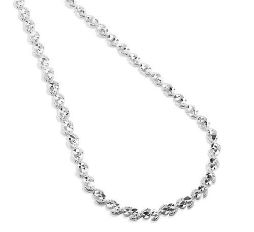 Circular Necklace And Bracelet Set