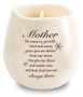 Stoneware Jar/Soy Wax Candle/Mother