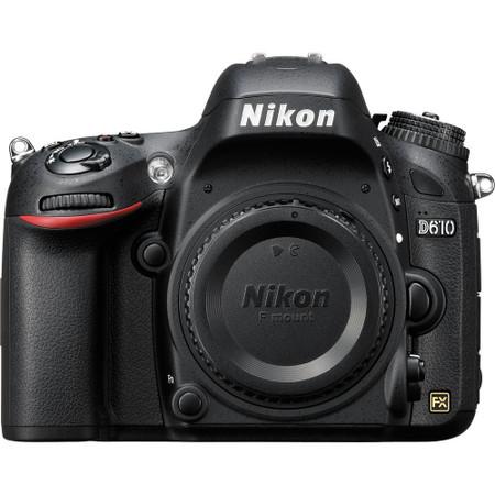 Nikon D610 Body (Multi Language)