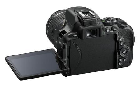 Nikon D5600 Kit (AF-P 18-55mm VR) Black