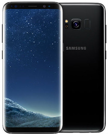 Samsung Galaxy S8+ G955FD 64GB Black
