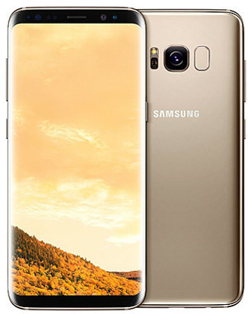Samsung Galaxy S8+ G955FD 64GB Gold