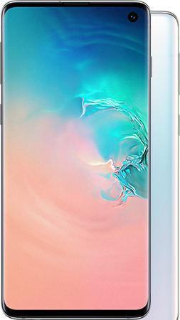 Samsung Galaxy S10 128GB 8GB Prism White  G973F DS