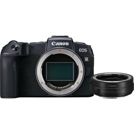 Canon EOS RP Body with R Adapter