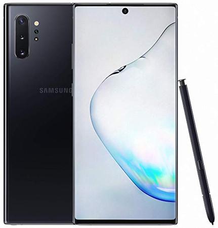 Samsung Galaxy Note 10+ 256GB 12GB Aura Black N9750