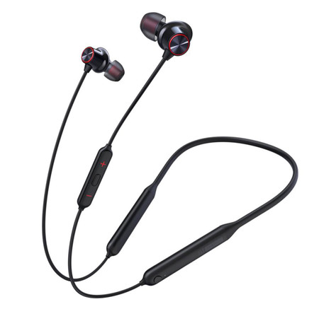 OnePlus Bullets 2 Wireless Earphones (Black)