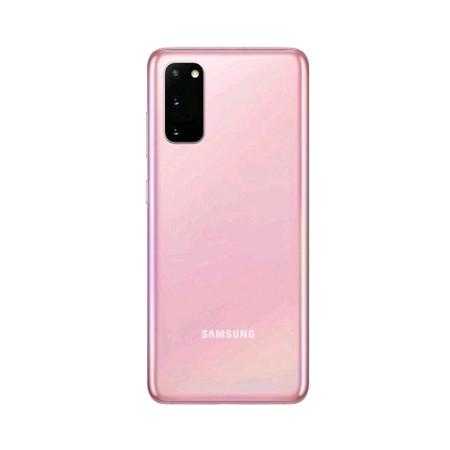 Samsung Galaxy S20 5G Snapdragon 128GB 12GB Cloud Pink [G9810]