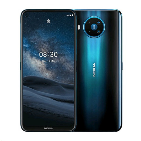 Nokia 8.3 5G Dual Sim TA-243 128GB Polar Night (8GB)