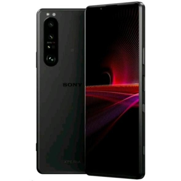 Sony Xperia 1 III XQ-BC72 Dual SIM 12GB RAM 512GB 5G (Black)