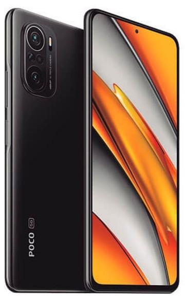 Xiaomi Poco F3 Dual Sim 6GB RAM 128GB 5G (Night Black)