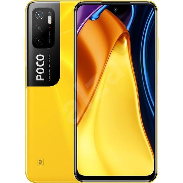 Xiaomi Poco M3 Pro Dual 5G 128GB Yellow (6GB)