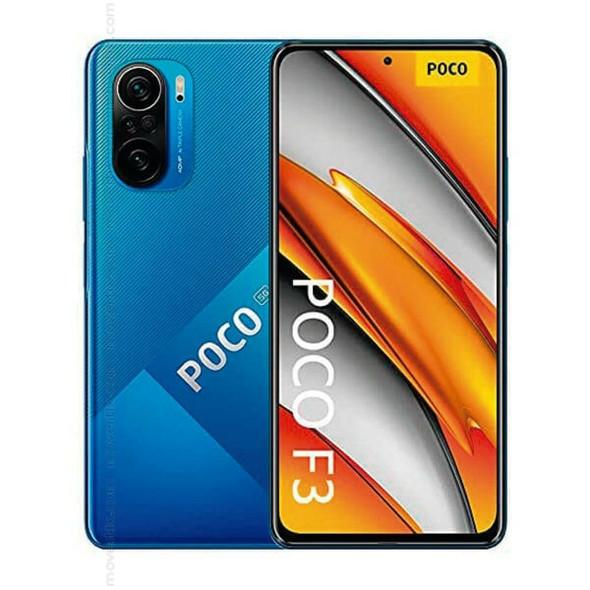 Xiaomi Poco F3 Dual Sim 8GB RAM 256GB 5G (Deep Ocean Blue)