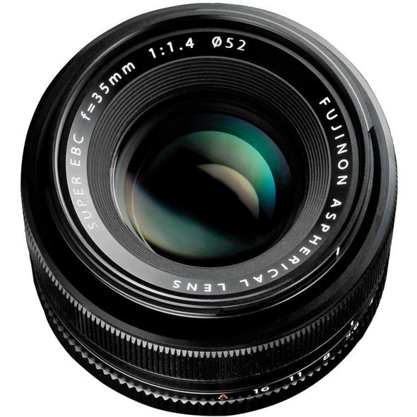 Fujifilm FUJINON XF35mm F1.4 R Black