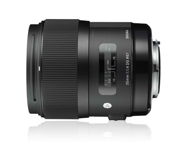 Sigma 35mm F1.4 DG HSM (Nikon)