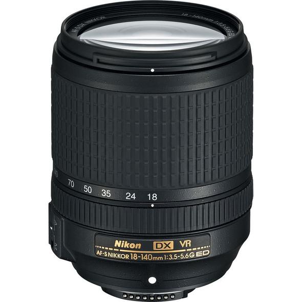 Nikon AF-S DX NIKKOR 18-140mm f/3.5-5.6G ED VR