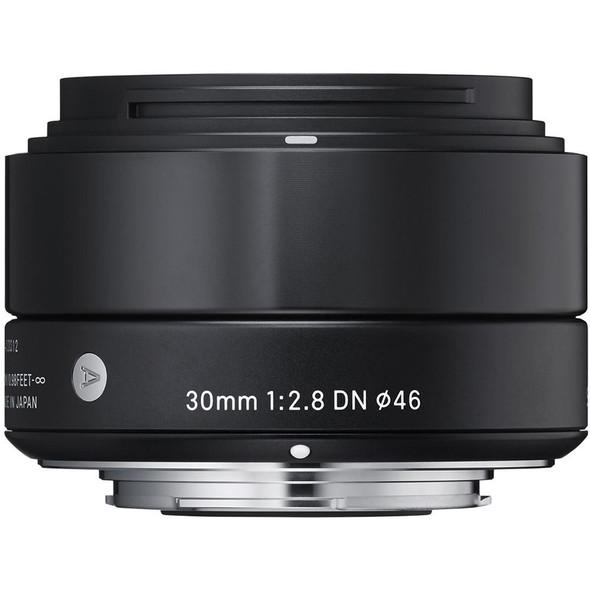 Sigma 30mm F2.8 DN Art Micro FourThirds Black