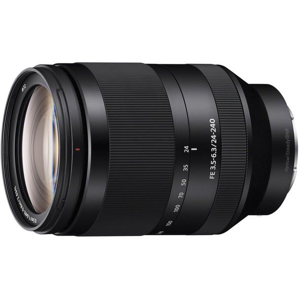 Sony FE 24-240mm f/3.5-6.3 OSS Lens (F4 SEL24240)