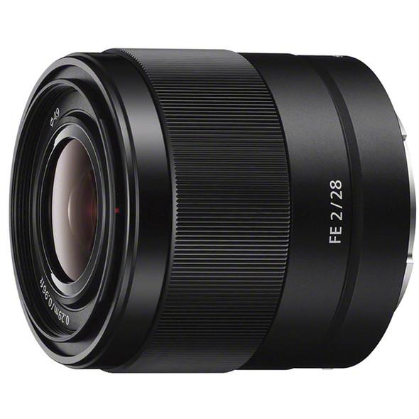 Sony FE 28mm F2 SELF20 Lens
