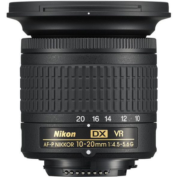 Nikon AF-P DX NIKKOR 10-20mm f/4.5-5.6G VR Lens (Bulk)