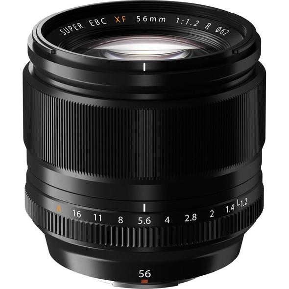 Fujifilm FUJINON XF56mm F1.2 R Black