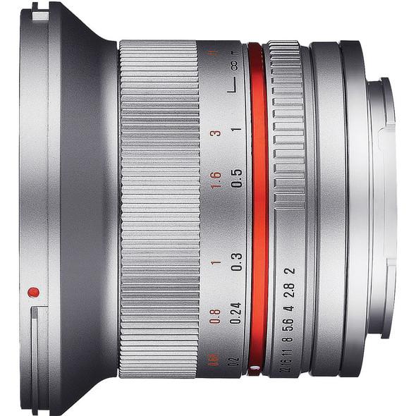 Samyang 12mm f/2 Silver (Sony Nex)