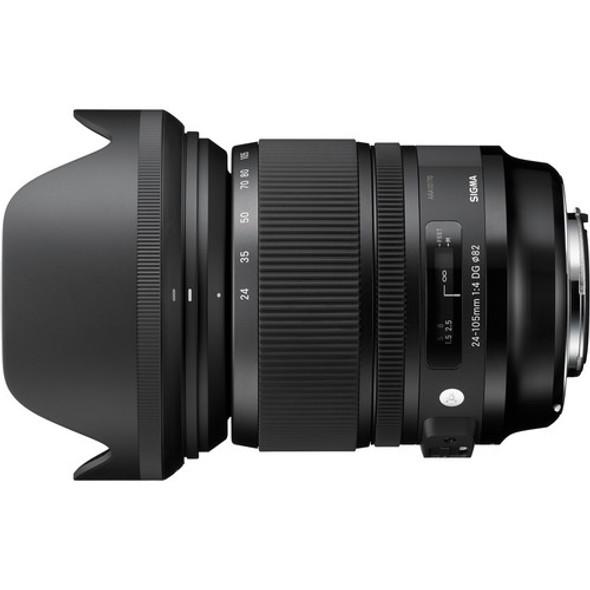 Sigma 24-105mm F4 DG OS HSM Art Black (Nikon)