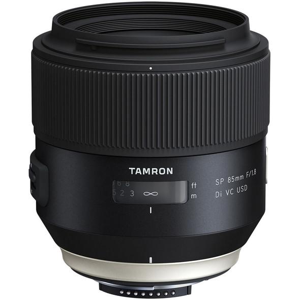 Tamron SP 85MM F/1.8 Di VC USD Lens for Nikon (F016)